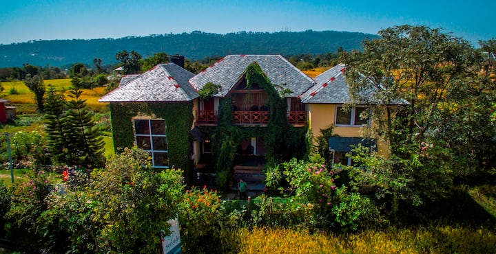 Seclude Palampur - 4 bedroom luxurious villa