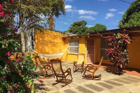 Casa Lucia, your house in the center of Managua