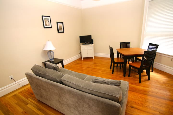 Spacious/Remodeled Downtown 2x1 w/ the Essentials