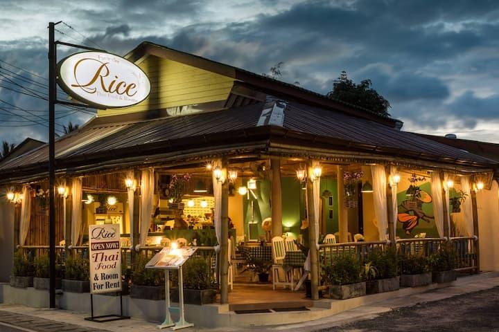 """""""RICE ROOMS""""  Camere con gestione Italiana"""