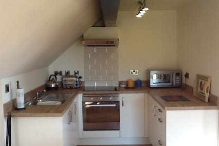 The Flat. Heath House - Upton Cressett - Loft
