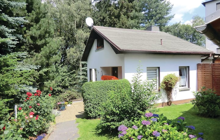 Holiday cottage with 1 bedroom on 60m² in Auerbach
