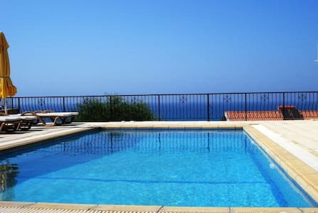 3 BDR Spectacular Sea View Villa with Private Pool