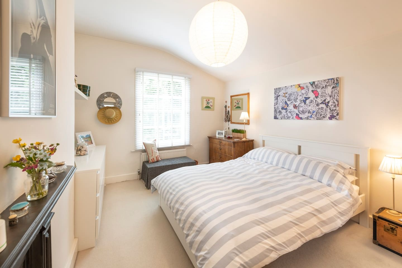 Light & Airy bedroom