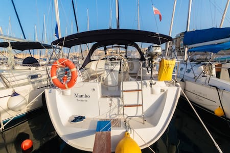 Beautiful yacht with views of Valletta - Ta' Xbiex - Vaixell