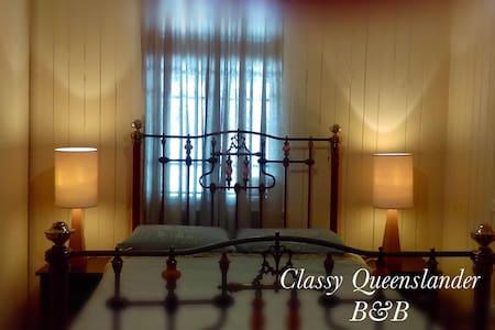 Queen double room - Herston