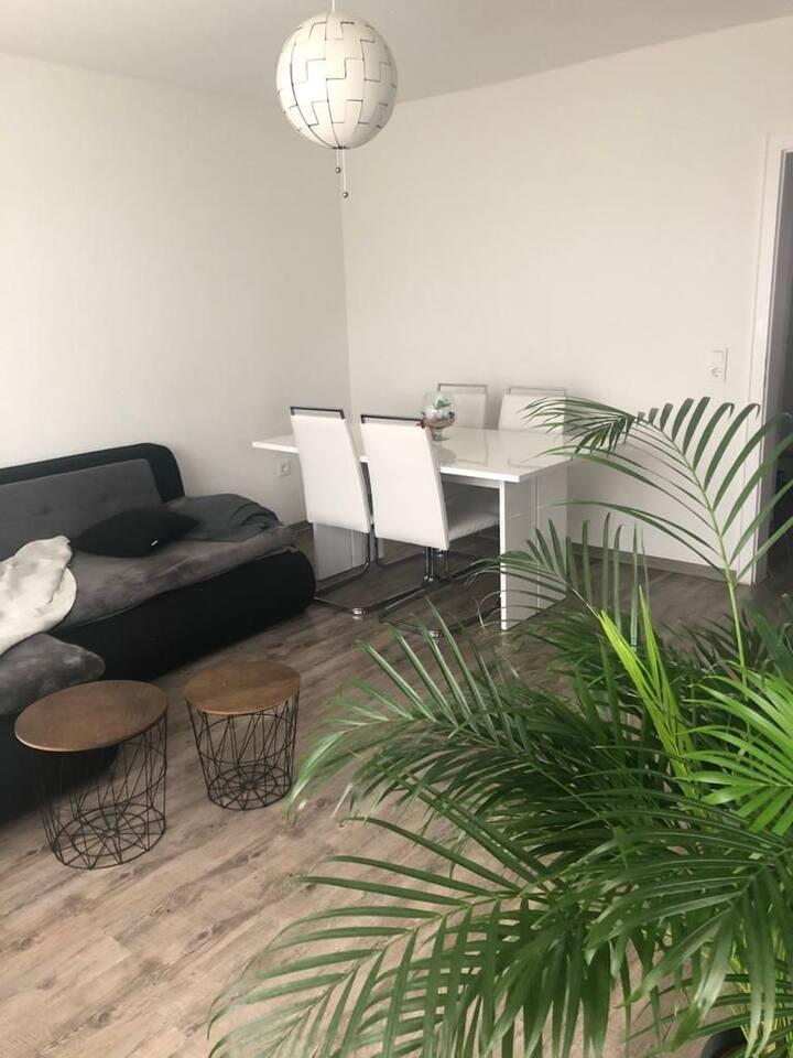 Sehr schöne möblierte Wohnung in Bielefeld