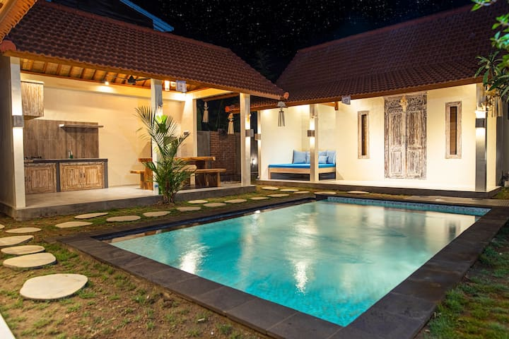 Villa Belvedere 2 in the area of Canggu / Seseh