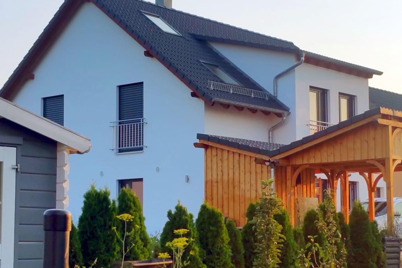 Villa Kiesinger - Im Abendlicht