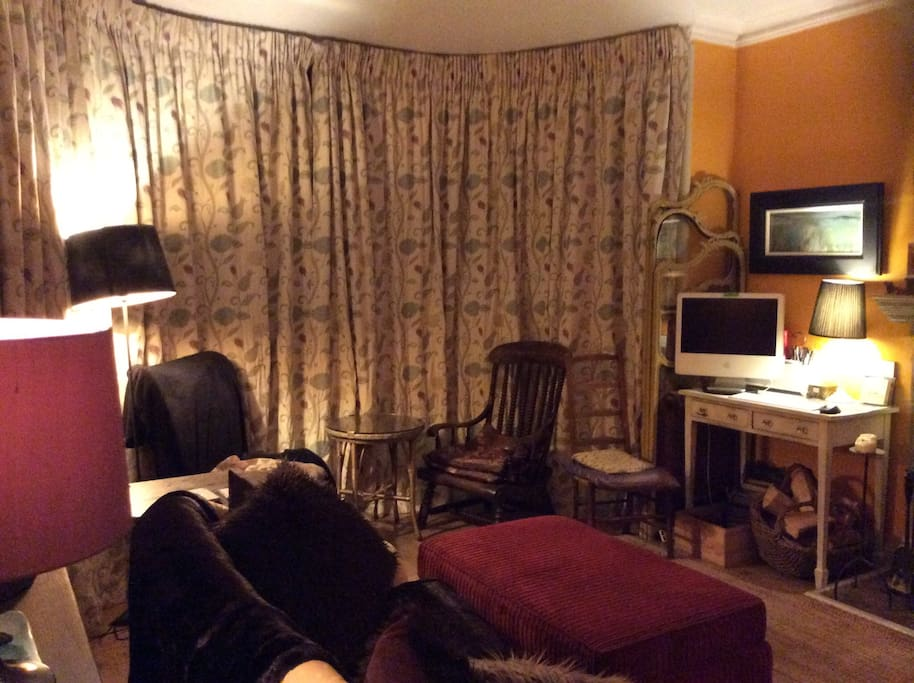 Redecoration and new curtains this spring 2018