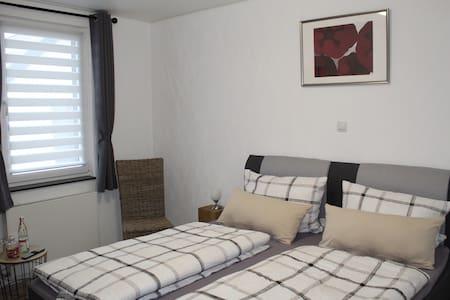 """Doppelzimmer Nr.  2  """"Gästehaus Nettes Landhaus"""""""