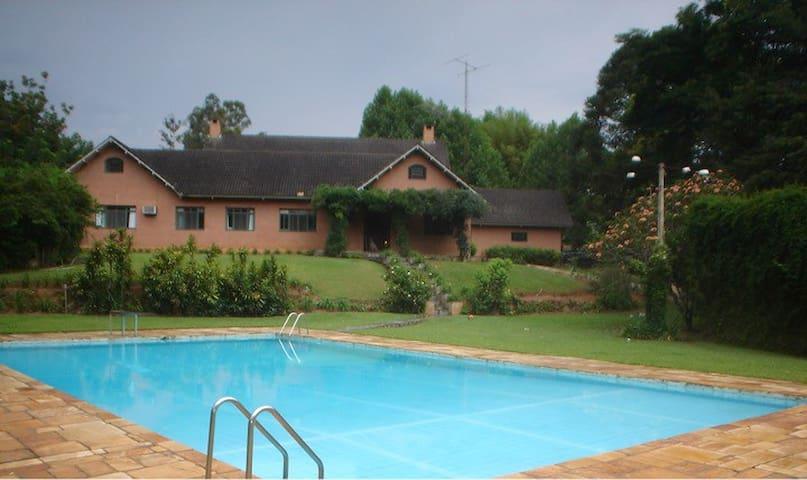 Casa de Campo na Serra da Mantiqueira - São Paulo - Cabin