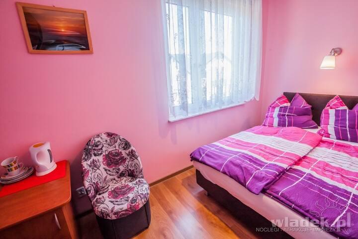 Pokój 2 osobowy/Room for 2