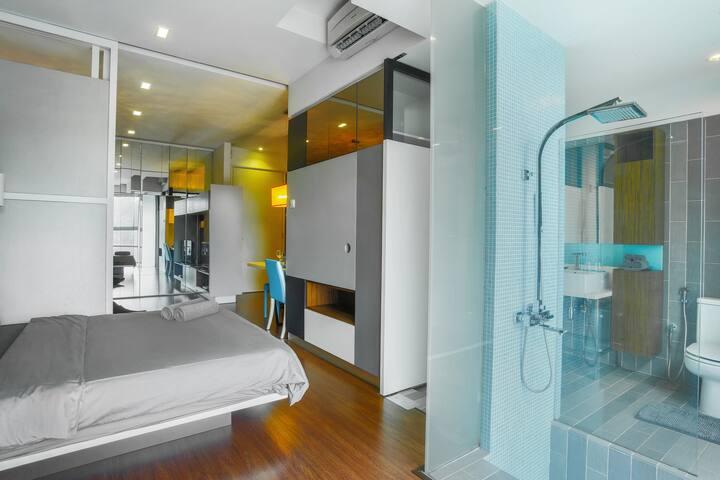 VERVE Suites - Premier Suite #1 - Kuala Lumpur - Condominium