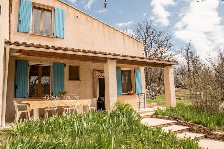 Villa en Provence - Simiane-la-Rotonde - Hus