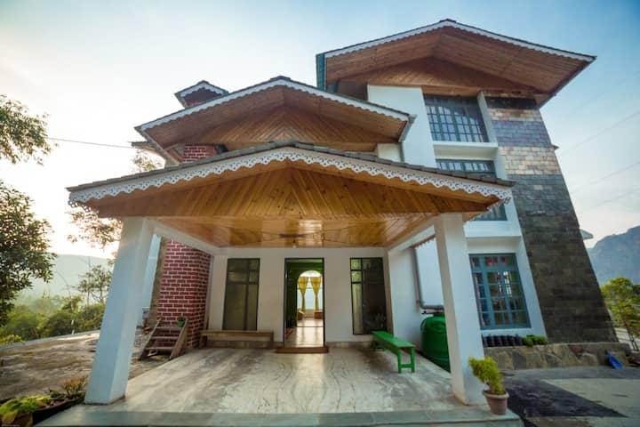 Rong Lyang Homestay Pvt Room - Chakung West Sikkim