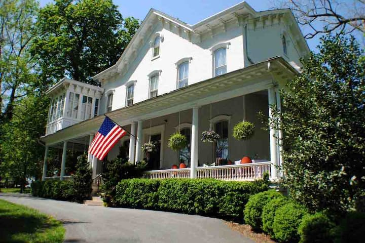 Susquehanna Manor Inn, Bed and Breakfast