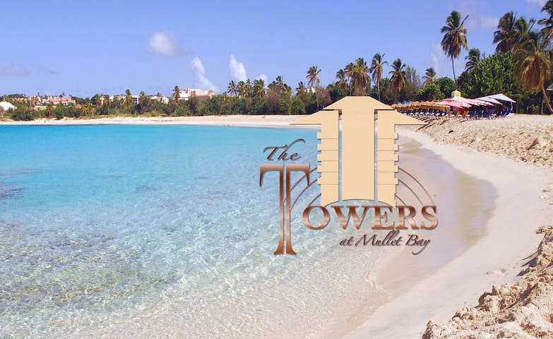 Breathtaking View Towers at Mullet Bay Golf Course - Lowlands - Departamento