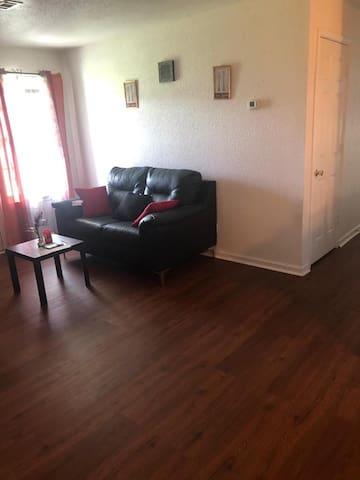 Cozy little room