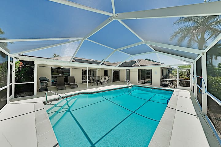 Southern Exposure Canal Home | Pool & Private Dock