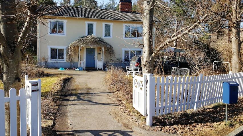 Lovely house north of Stockholm - Järfälla - Villa