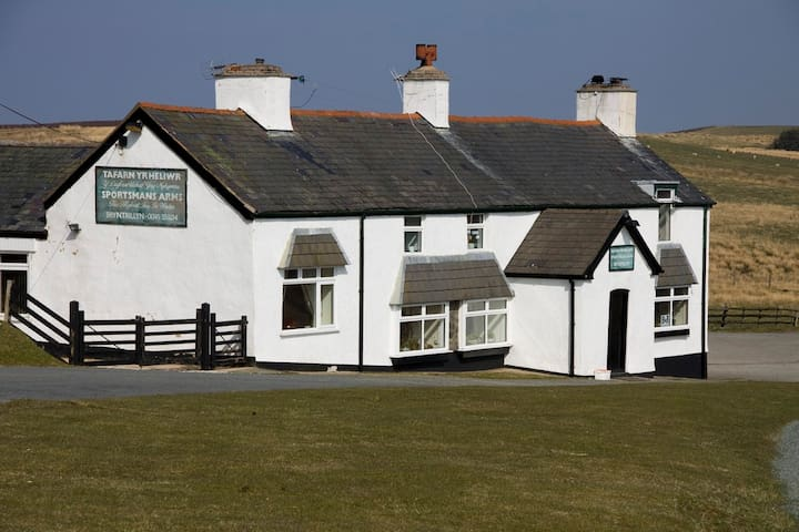 Sportsmans Arms Inn Holiday Cottage - Bylchau - Hus