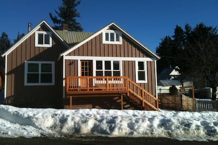 Cozy Family Friendly Roslyn Home - Roslyn - House
