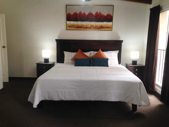 Recently Renovated 1 bedroom condo (80m2)