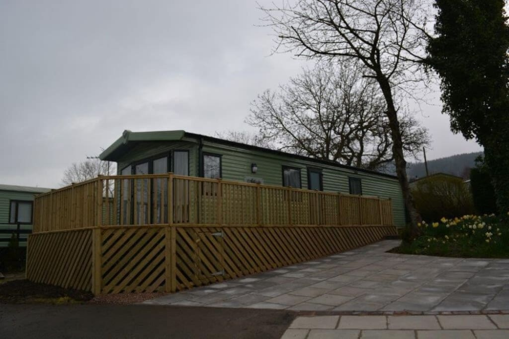 Atlanta Mobile Home, self catering Ullswater, Lakes Cottage Holiday
