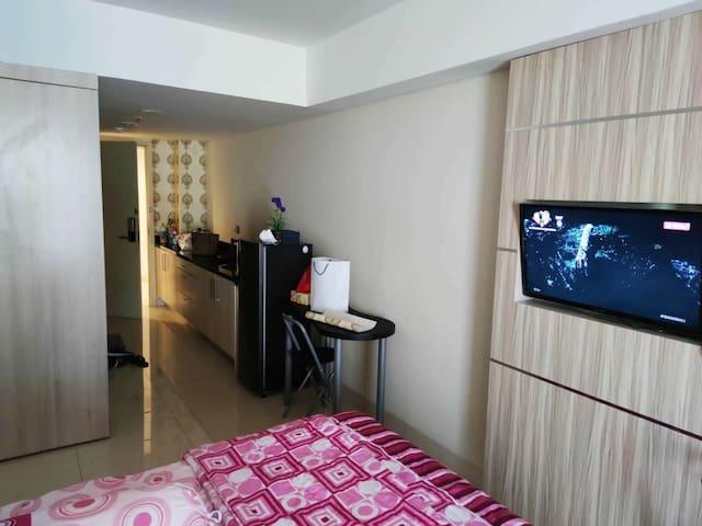 For Rent Apartement Semarang Louis Kiene Pinnacle