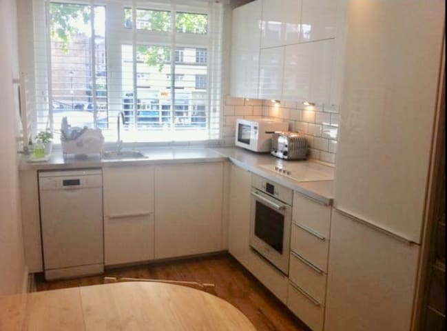 Stylish apartment near South Bank (zone 1)