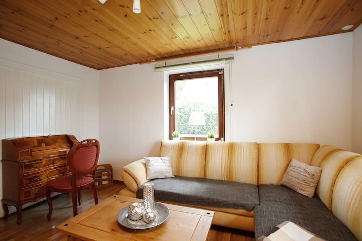 Ferienwohnung ankommen -entspannen - Elsdorf-Westermühlen - Rumah