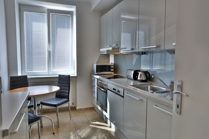 Prestige Vienna Apartment