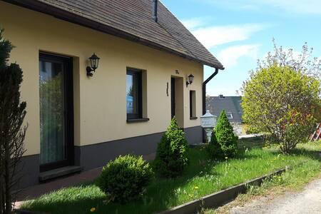 Urlaub im Erzgebirge - Ferienhaus Lindenhöhe