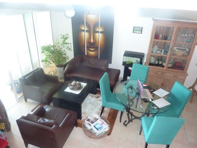 Appartement LUXE vue mer - Petit Bourg - Appartement
