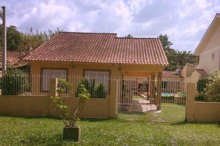 ❤ Casa com piscina & bem-localizada no Laranjal ★
