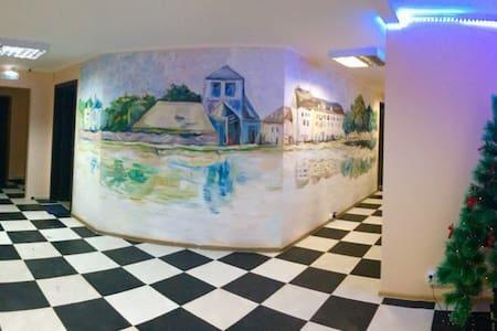 Мини-Отель В Нахабино - Nakhabino - Dormitorio compartido