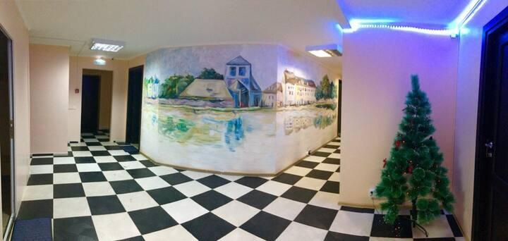 Мини-Отель В Нахабино