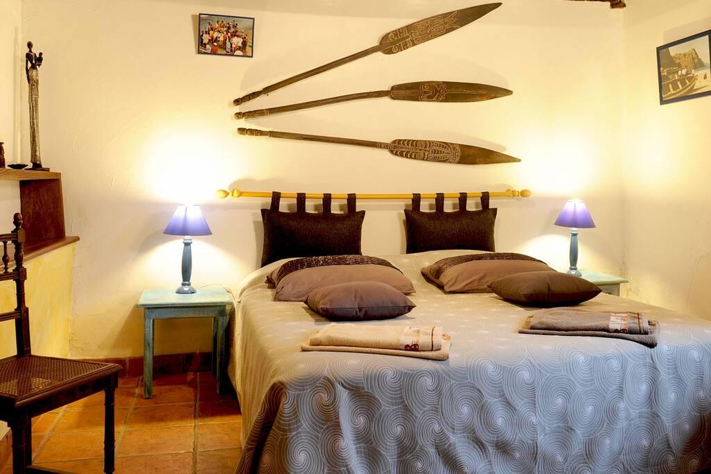 Chambre dans bergerie basque restaur e chambres d 39 h tes - Chambres d hotes saint etienne de baigorry ...