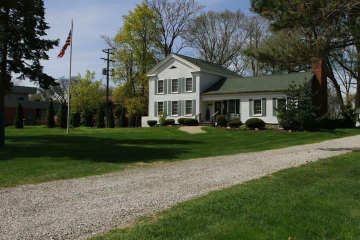 Historic McDonnell House - Southfield