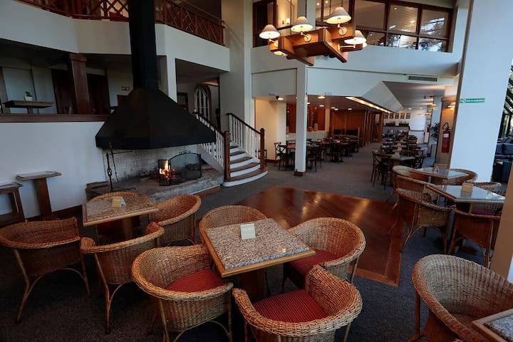 Vestena Hotel Canela - Apartamento para Casal