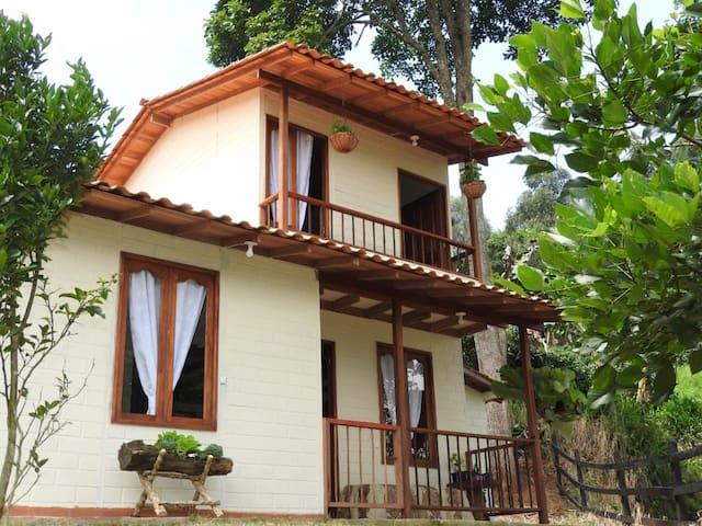 Cabaña Agapimuna