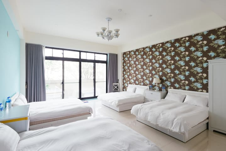 小黛的家Tammy's hostel 各房型簡介 - Qianzhen District - Villa