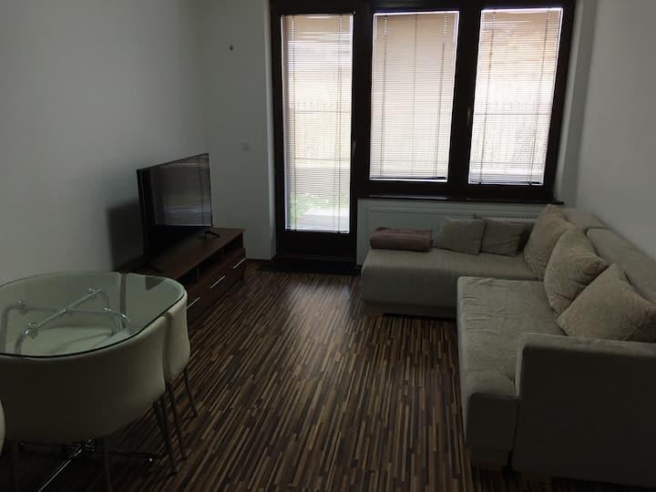 2-room apartment in High Tatras