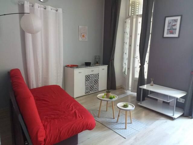Jolie appartement dans centre historique Aubenas