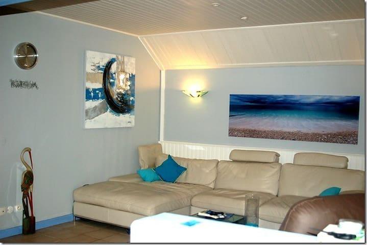 Great Apartment with Fabulous Beach - Sainte-Anne