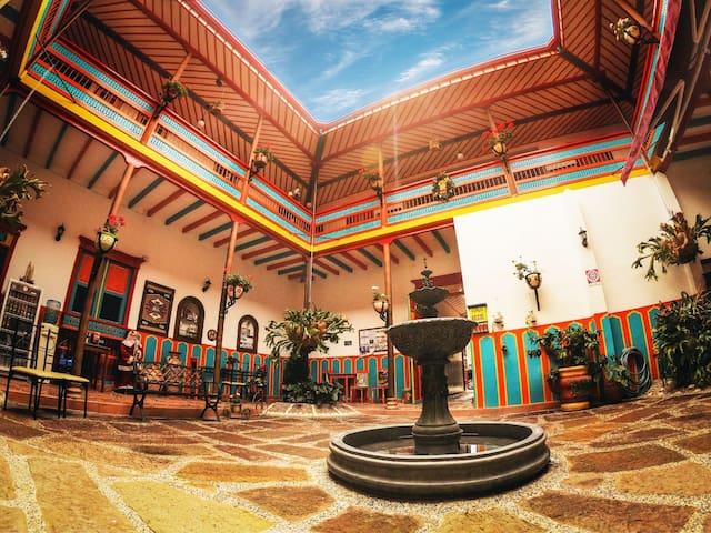 Hotel Jardin Antioquia