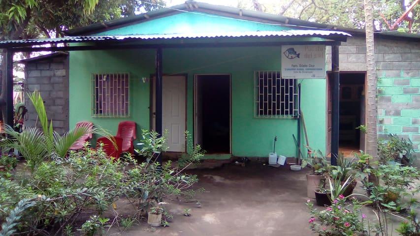 Habitación privada  en Ometepe - Moyogalpa - Guesthouse