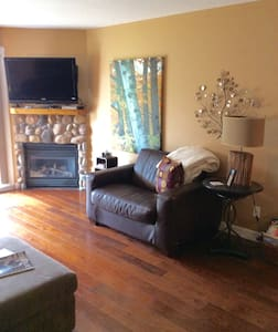 Quiet Upgraded Mountain Condo - Radium Hot Springs