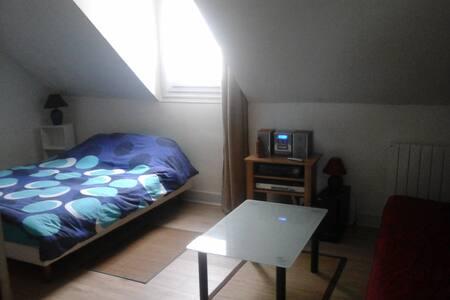 Chambre près de la gare et du centre ville du Mans